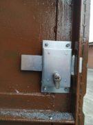 montaż  zamka do bramy garażowej Gliwice