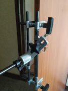 montaż zamka wpuszczanego, elektromechanicznego, otwieranego na odcisk palca, aplikacją lub chipem