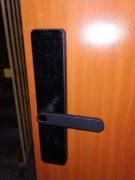 montaż zamka elektromotorycznego wpuszczanego w systemie mi home